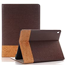 Case for Tab S3 9.7 ,EFUS Stylish Design Book Style Folio Cover Stand Magnetic PU Leather Smart with Auto Sleep/Wake Feature Cover for Samsung Galaxy Tab S3 9.7/SM-T820/SM-T825