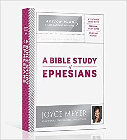 Ephesians Action Plan CD/DVD by: Joyce Meyer: Joyce Meyer: Amazon