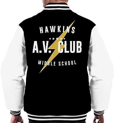 Cloud City 7 Hawkins Middle School Stranger Things Kids Hooded Sweatshirt