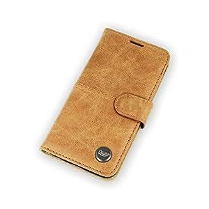 Qiotti Q.Book Smart Raw - fundas para teléfonos móviles (14,7 cm, 8,6 cm, 1,5 cm)