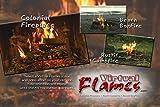 Fireplace DVD Video - Virtual Flames