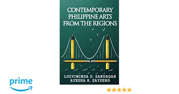 Contemporary Philippine Arts from the Regions: Ayesha H Sayseng