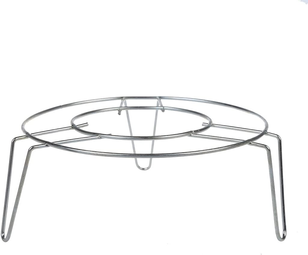 Vaorwne Household Stainless Steel Cooking Ware Steaming Rack Stand