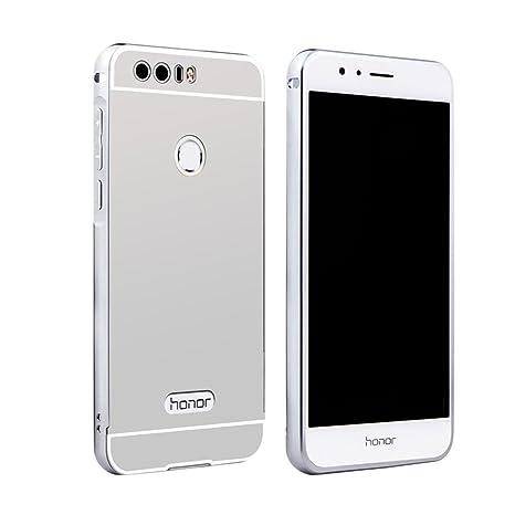 Huawei Honor 8 - carcasa lujo espejo, Huawei Honor 8 metal ...