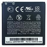 HTC BG86100 1750 mAh Battery Sealed in Retail Packaging for HTC Amaze 4G PH85110 / Evo 3D PG86100 / EVO V 4G PG86100