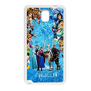 frozen Phone Case for Samsung Galaxy Note3