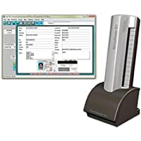 Medical Insurance Card and ID Card Scanner (w/ Scan-ID LITE)