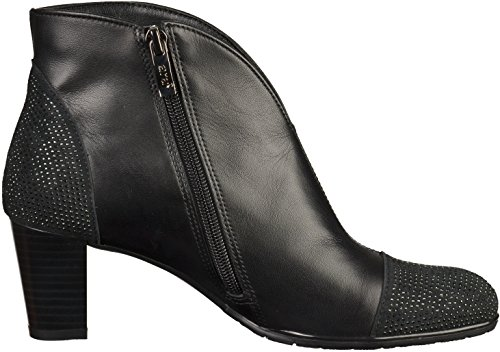 Mujeres Zapatos de tacón schwarz negro, (schwarz) 12-43457-71