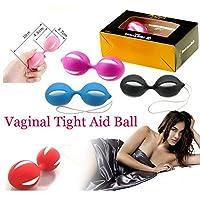 UltaBuild(TM) Geisha Lastic Ben Wa Balls, Smart Training products,,Female Kegel Vagi nal Tight Exercise Machine s