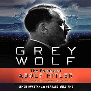 Grey Wolf Hörbuch