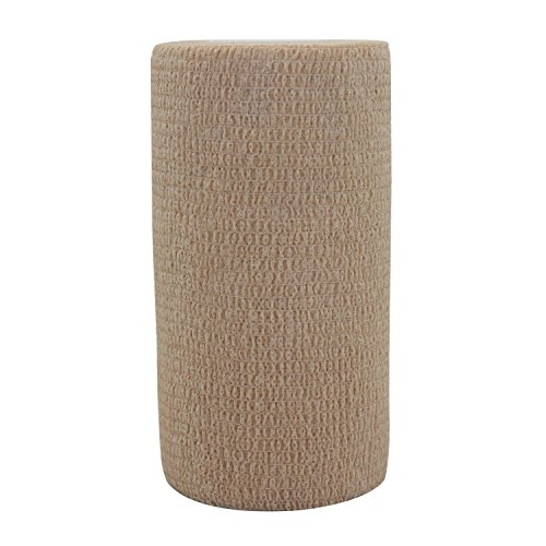 COMOmed Self Adherent Cohesive Bandage Latex FDA Approved 4