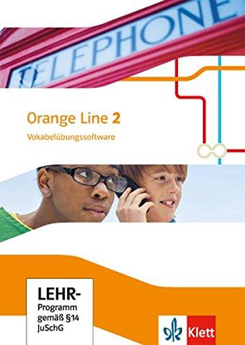 Orange Line 2. Vokabelübungssoftware Klasse 6