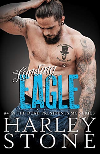 Landing Eagle by Harley Stone