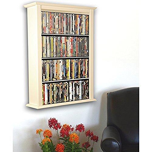 Venture Horizon Wall Mount Media Cabinet Single White
