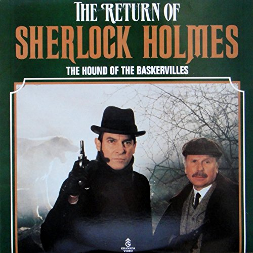 The Return of Sherlock Holmes - The Hound of the Baskervilles (LASERDISC)