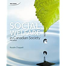 Social Welfare in Canadian Society