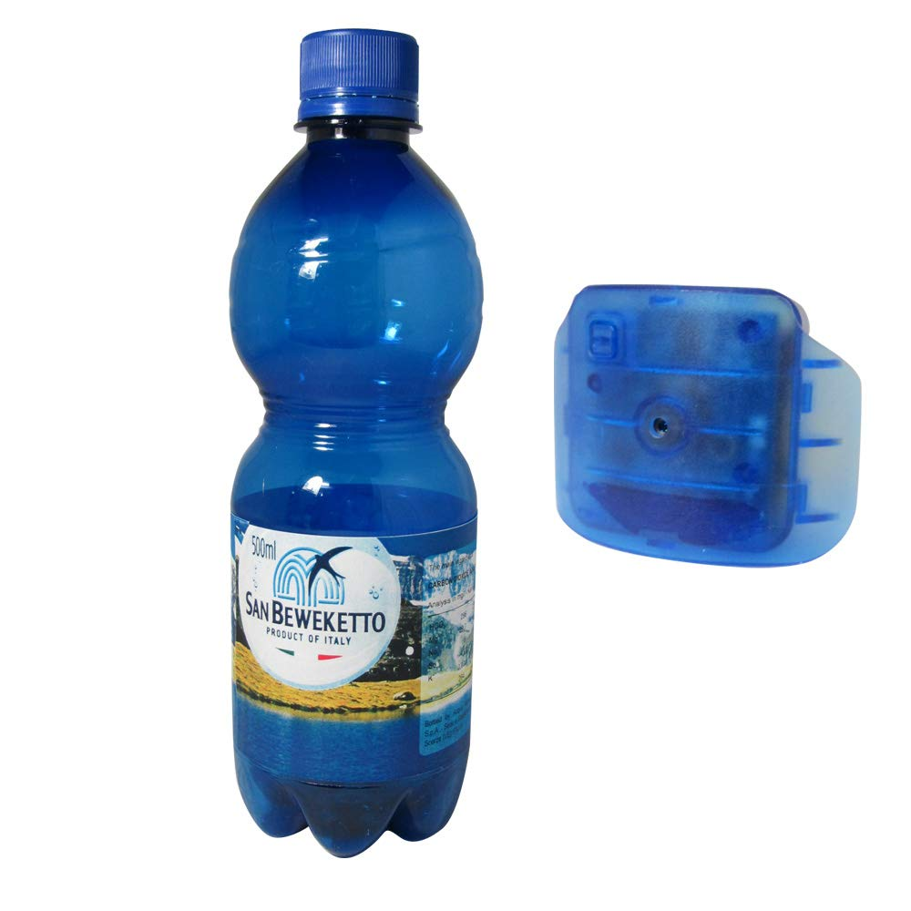 【STYLE381】ペットボトル型カメラ 本物ペットボトルにカメラ装着 飲料水を入れる事も可能 通電利用で24時間連続録画可能【日本語説明書付き】 B07K3XWYLL B07K3XWYLL, シルバーアクセサリーFIGMART:7a307465 --- gamenavi.club