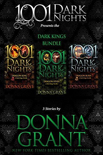 Dark Kings Bundle: 3 Stories by Donna Grant by [Grant, Donna]