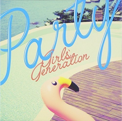 CD : Girls' Generation - Party (3-track Single) (Asia - Import)
