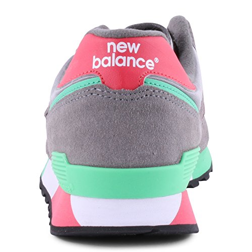 New Balance Men's Sneaker Grey U446SMGP Gris