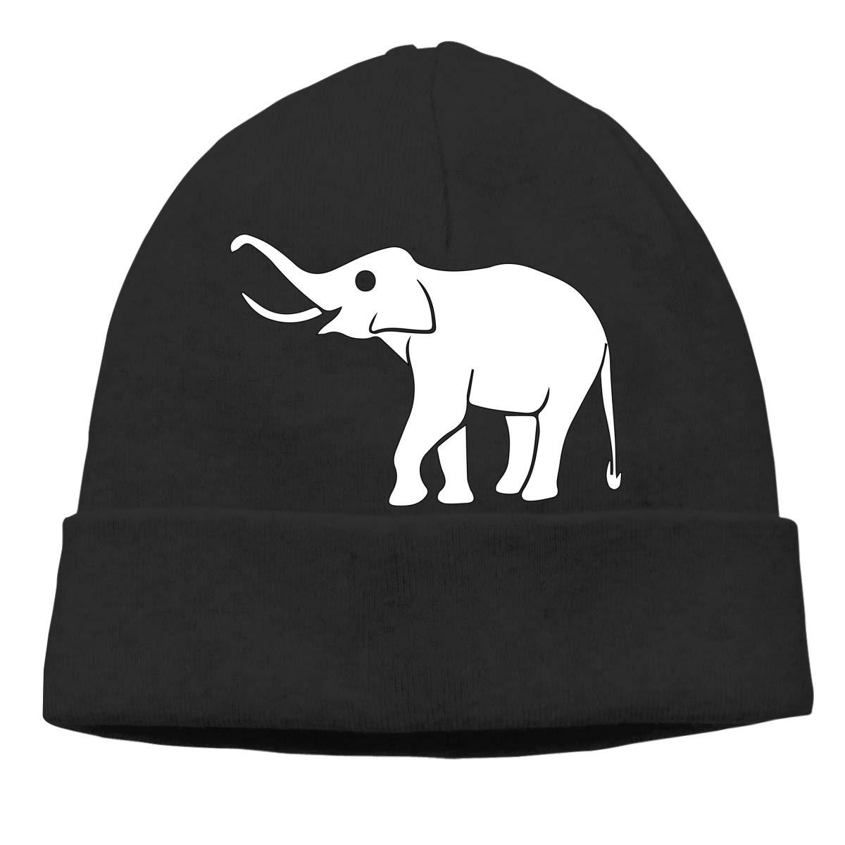 GDSG5/&4 Elephant Men//Women Baggy Surf Skull Cap