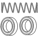 1810917M94 New Massey Ferguson Slave Cylinder Repair Kit 340 342 350 355 360 +