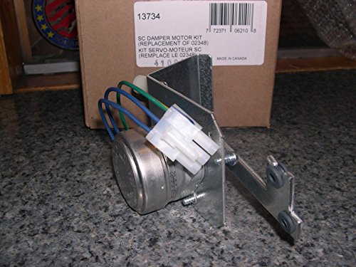 Damper Motor - Industrial Equipment