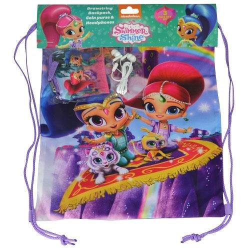 Shimmer & Shine Drawstring Book Backpack ()