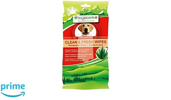 Bogar AG bogacare toallitas limpia y fresca para perros, 15 unidades: Amazon.es: Productos para mascotas