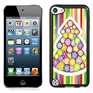 Designed For Iphone 6Plus 5.5Inch Case Cover Colored Christmas Tree Of Flowers Phone