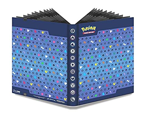 9-Pocket Pokemon Full-View Pro Binder: Silhouettes (Pro 9 Pocket)