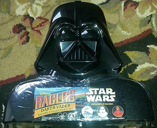 STAR WARS RACERS - Disney Exclusive DARTH VADER Collector Car & 3 Exclusive Die-Cast Cars (Darth Vader, Stormtrooper, Royal - Diecast Car Guard