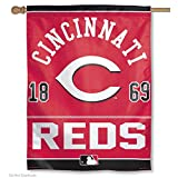 Cincinnati Reds House Flag and Banner