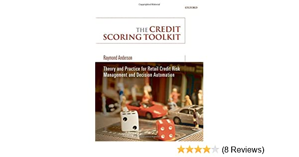 The Credit Scoring Toolkit Pdf