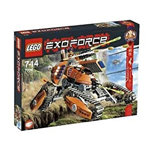 Amazon Lego Exo Force Mobile Defence Tank 7706