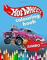 Hot Wheels JUMBO Colouring Book: Amazing