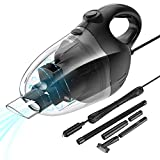 Best Car Vacuums - Nulaxy Car Vacuum Cleaner, High Power Auto Vacuum Review