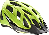 Lazer Cyclone Helmet: Flash Yellow SM