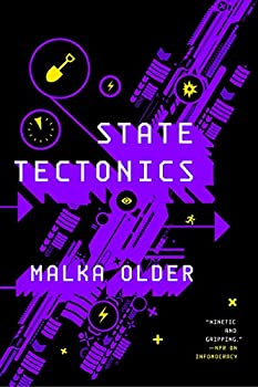 State Tectonics by Malka Older science fiction and fantasy book and audiobook reviews