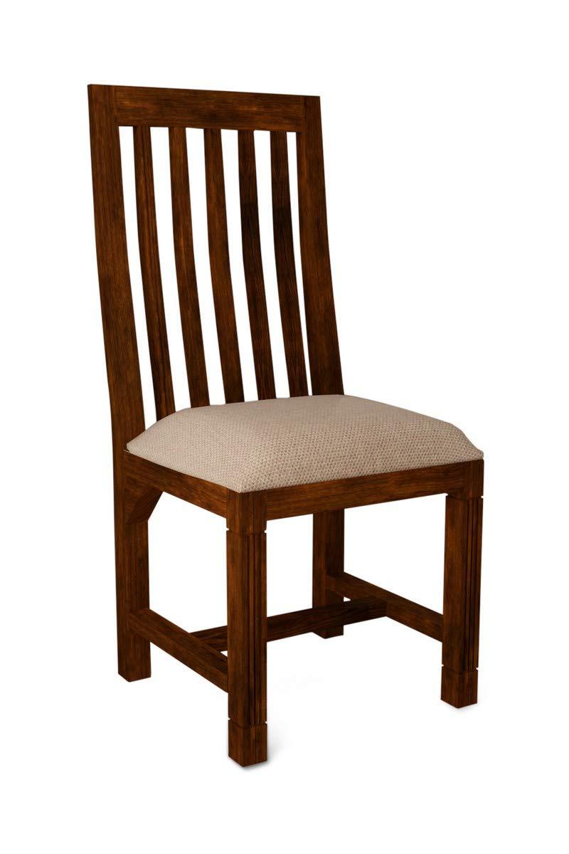 GODREJ INTERIO Echo Dining Chair (Natural, Set of 2)