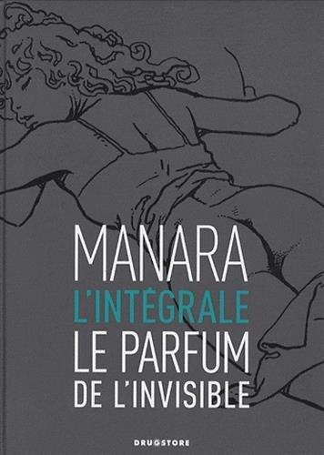 Le Parfum de l'invisible - L'intégrale noir et blanc NE Relié – 29 septembre 2010 Milo Manara Glénat BD 2723477967 9782723477963_SOCA_US