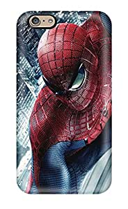 Slim Fit Tpu Protector Shock Absorbent Bumper The Amazing Spider-man 109 Case For Iphone 6