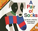 A Pair of Socks: Matching (Mathstart: Level 1 (HarperCollins Paperback))