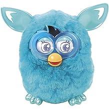 Furby Boom Plush Toy (Teal Pattern Edition)