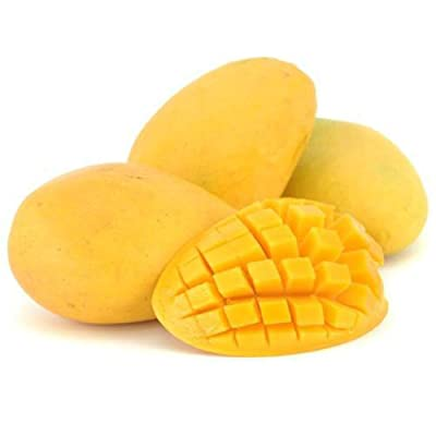 JingYu 10Pcs Mango Seeds, Attractive Fragrance and Delicious Juicy Mango Fruit Suitable for Planting Home Garden Farm Mango Seeds 10pcs : Garden & Outdoor
