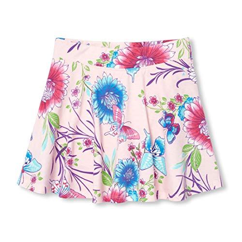 The Children's Place Big Girls' Novlety Skorts, Pink Tinge, M (7/8) ()