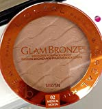 Glam Bronze Bronzer for Face & Body #02 Medium