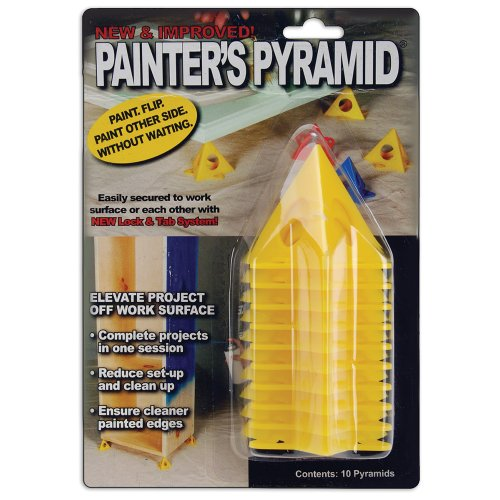 painters-pyramid-stands-yellow