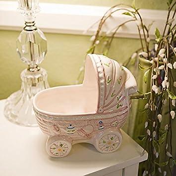 Amazon.com: Musical bebé niña carruaje maceta hermoso regalo ...