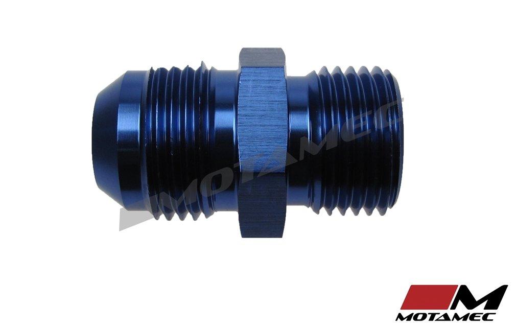 10 AN10 to 1//2 BSPP Straight 1//2x14 Thread Alloy Adapter Fitting Motamec AN